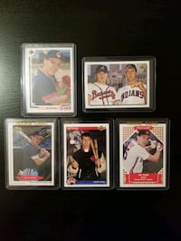 Mint Jim Thome Rookie Lot - Free Shipping  Toronto, M6C 2L3