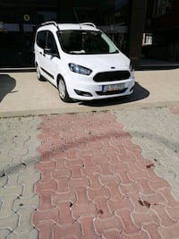 2016 Ford Courier Taşdelen