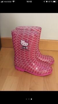 Botas agua Hello Kitty Zaragoza, 50009