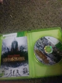 War in the North xbox360 used