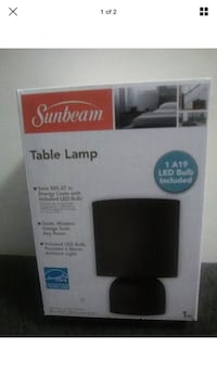 Lamp come with bulb