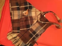 Childs hat and scarf. New