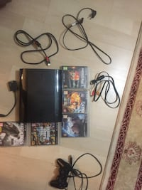 Playstation 3 500 gb SuperSlim Yıldırım, 16360