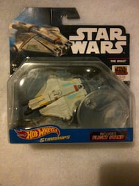 Hot Wheels Star Wars Star Ships The Ghost