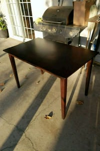 Almost new wood table Whittier, 90602