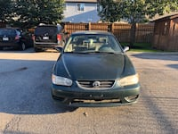 2001 Toyota Corolla (new brake pads, winter tires, and certified) Toronto