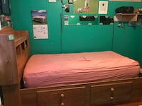 twin bed Coquitlam, V3K 4A5