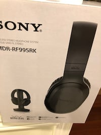 SONY wireless HEADSET  MODEL : MDR-RF995RK Mississauga