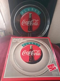 Authorized Coca Cola 1994 Rare Always Clear Glass  Henderson, 89015