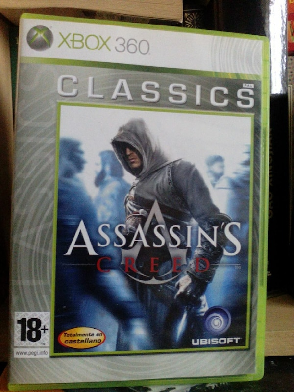 Assassins Creed XBOX