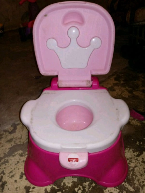 Potty chair 0