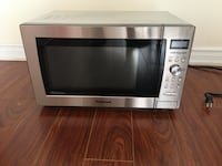 Panasonic Microwave 1100w 1.0cu ft.  Condition: Like New, excellent working condition  Please ask for more detail info if interest in buying it Markham