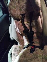 Carseat booster