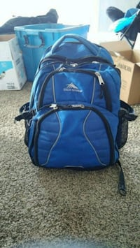 High Sierra laptop and utility backpack  Des Moines, 50315