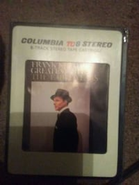 Never Opened Frank Sinatra Greatest Hits (The Early Years) 8Track Tape