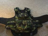 Airsoft/paintball vest Wilmington