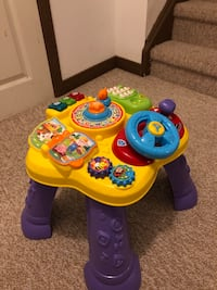 Activity table Mississauga, L5N 8A8