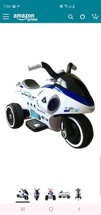New in box space motorcycles price is firm