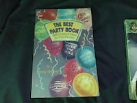 (The best party book) book Calgary, T3M 1V8