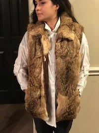 Authentic Fur Vest Mc Lean, 22102