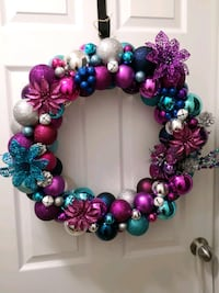 Large ball wreath Kitchener, N2A 2M7