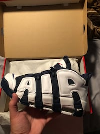 Nike Air More Uptempo 2020 olympic Pippen Summer 96 SIZE 10.5
