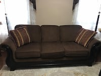 three piece couch set, great condition Vaughan, L4H 2S5