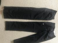 black and white Adidas track pants Mississauga, L5L 1M3