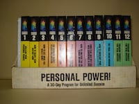 Personal Power30 day program for unlimited success VICTORIA