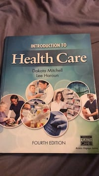 Inteoduction to Health Care 101  4th edition