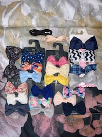 Hair accesories lot 53 pieces