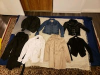 Ladies jackets and coats Mississauga, L5C 3W4