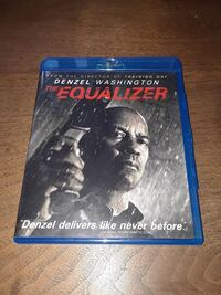 EQUALIZER BLUE RAY MOVIE Los Angeles, 91601