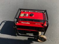 red and black portable generator North Dumfries, N0B