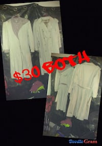 white button-up long-sleeved shirt Fresno, 93726