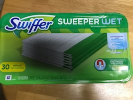 Swifter Sweeper wet cloths
