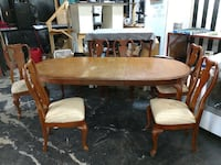 Table leaf 6 chairs Ridgeville, 29472