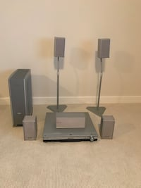 DVD Stereo system