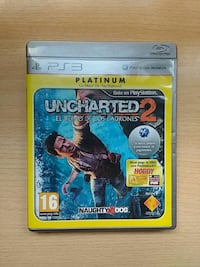 Juego Uncharted 2 PS3 Madrid, 28043