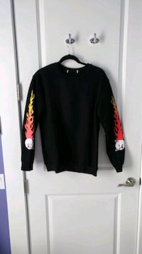 NEW RipNDip Style Flaming Lord Nermal Crewneck Montreal, H3T 1E2