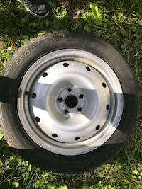 16 inche tires and rims for sale Mississauga, L5C 2E1