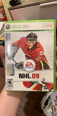 NHL 09 Washington, 20016