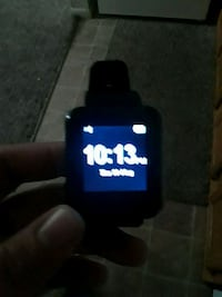 black smartwatch with black strap Carlisle, 45005