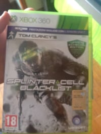Tom Clancy's Splinter Cell Blacklist Caso di gioco Xbox 360 Torino, 10148