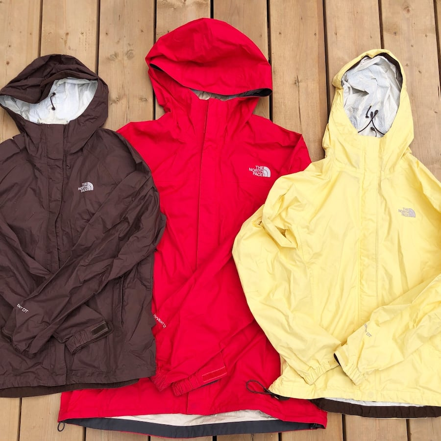 Vintage North Face Hyvent Jackets