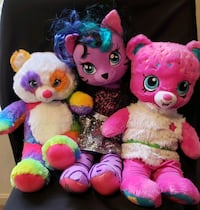 Build,A Bear Shopkins and Rainbow Lot Hyattsville, 20785