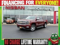 2015 Chevrolet Silverado 1500 High Country Wood River, 62095