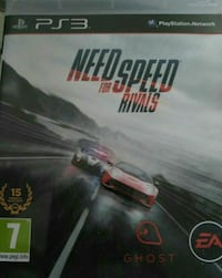 Need for speed Ps3 6080 km