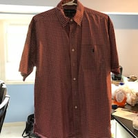 brown and white plaid dress shirt East Providence, 02916