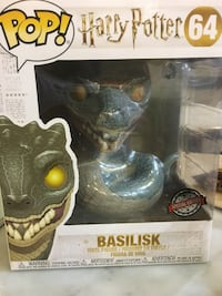 Funko Pop Harry Potter Basilisk Burlington, L7M